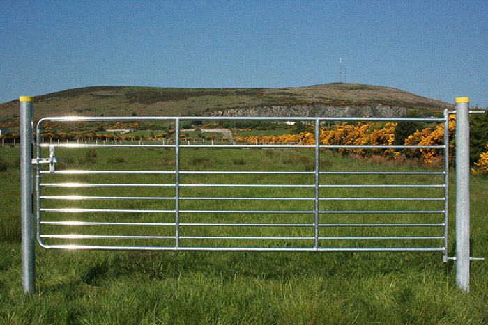 Field Farm Gates Galvanised After Manufacture D9